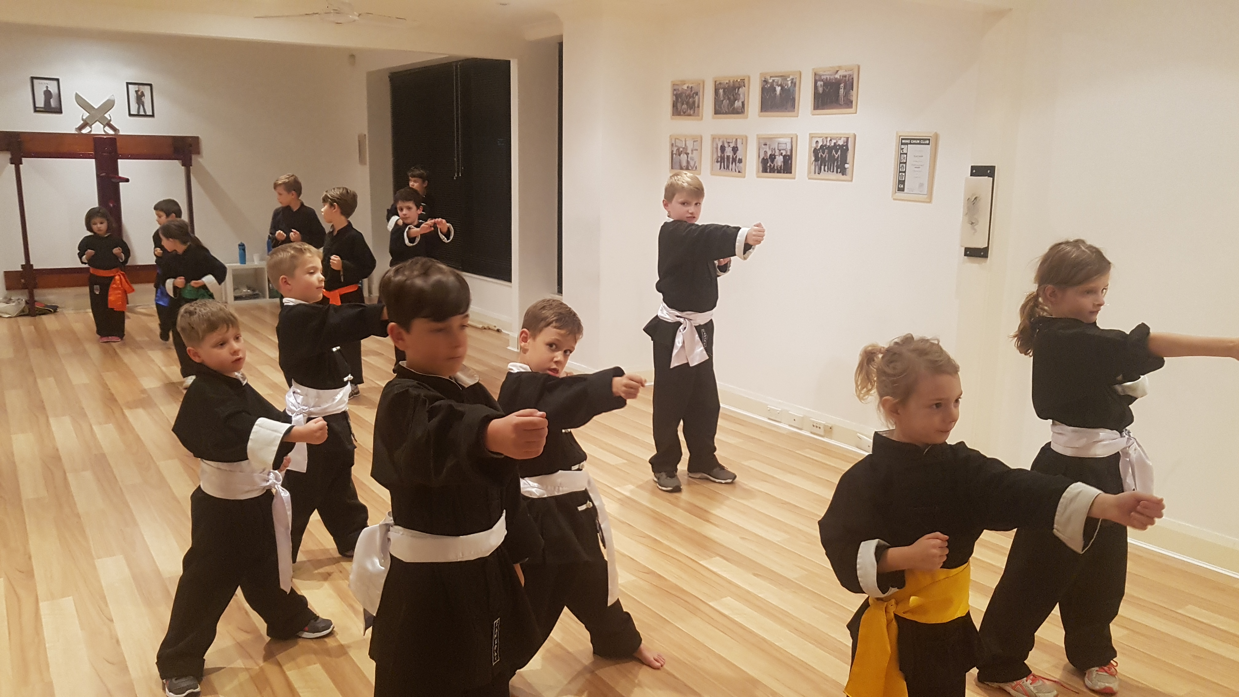 Kids Karate Classes Northern Beaches